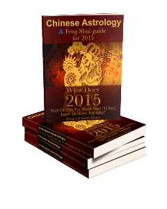 2015 Feng Shui Guide book